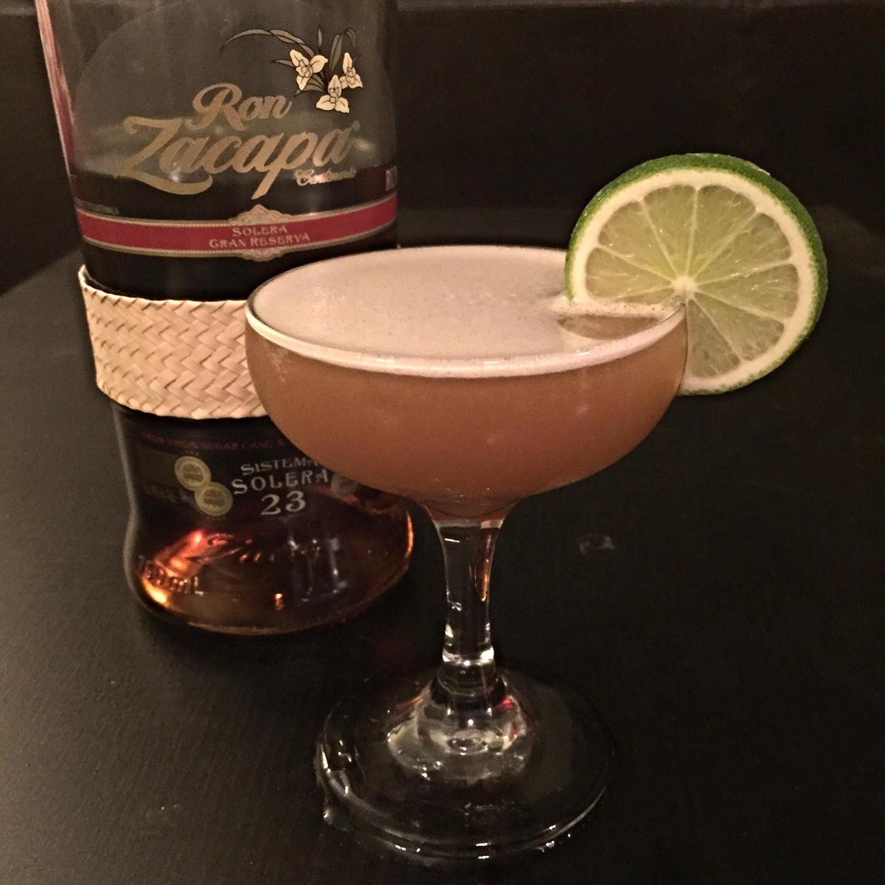 RON ZACAPA DAQUIRI