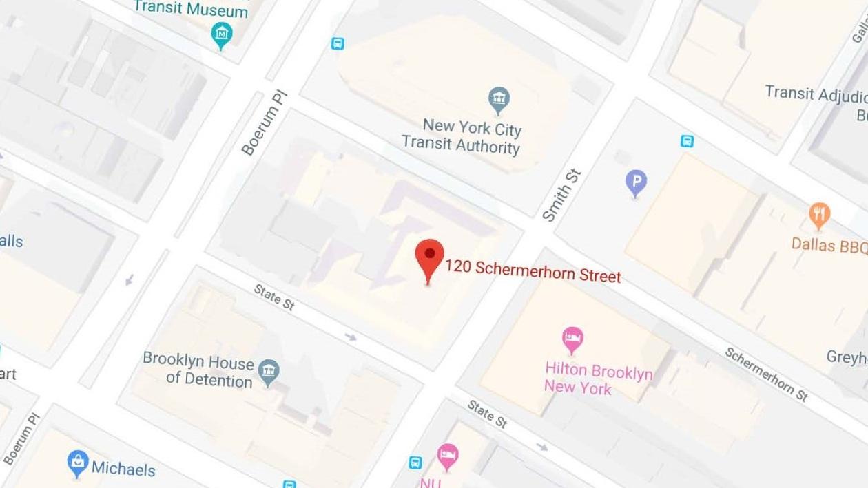 Brooklyn Criminal Court: 120 Schermerhorn St., Brooklyn, NY