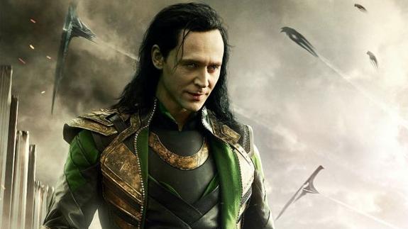 Tom Hiddleston - a.k.a. Loki in Thor .