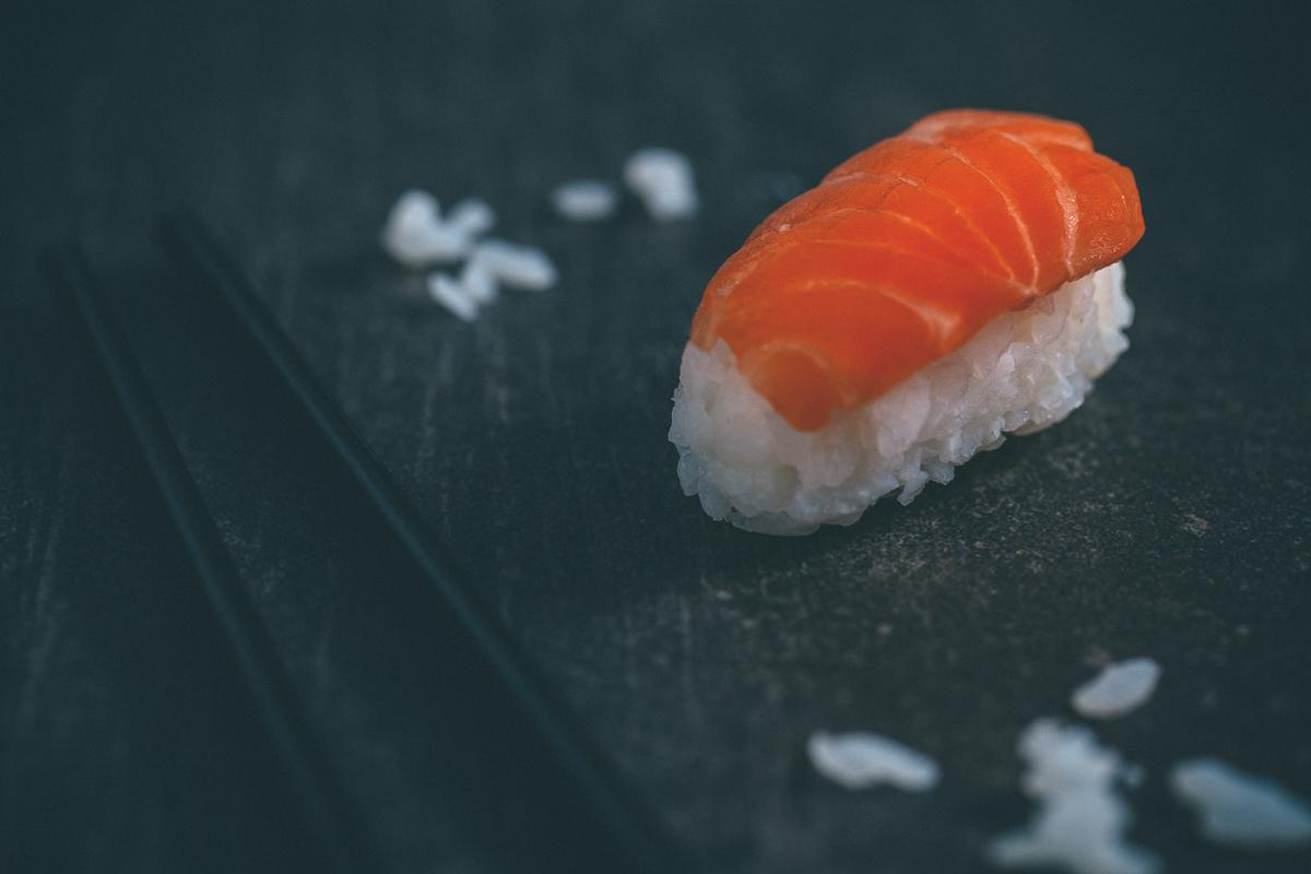Food photography Trentino Alto Adige foto Andrea Giacomelli sushi
