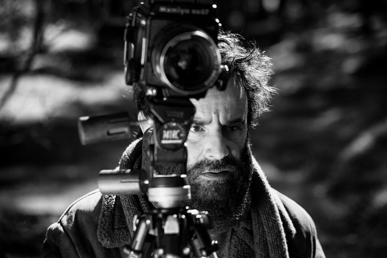 Vincenzo Amato, il protagonista maschile del film