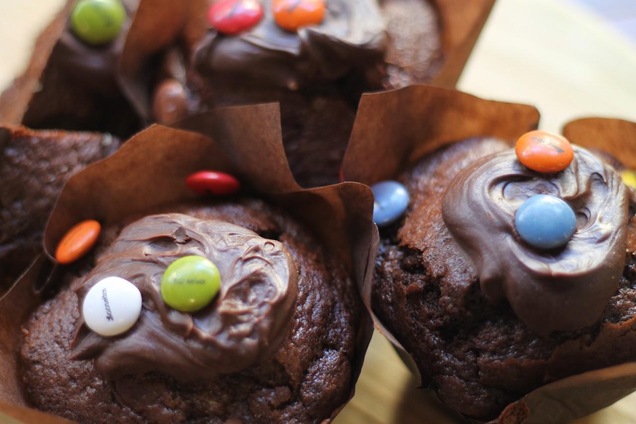 Muffins lacasitos La Petite Brioche