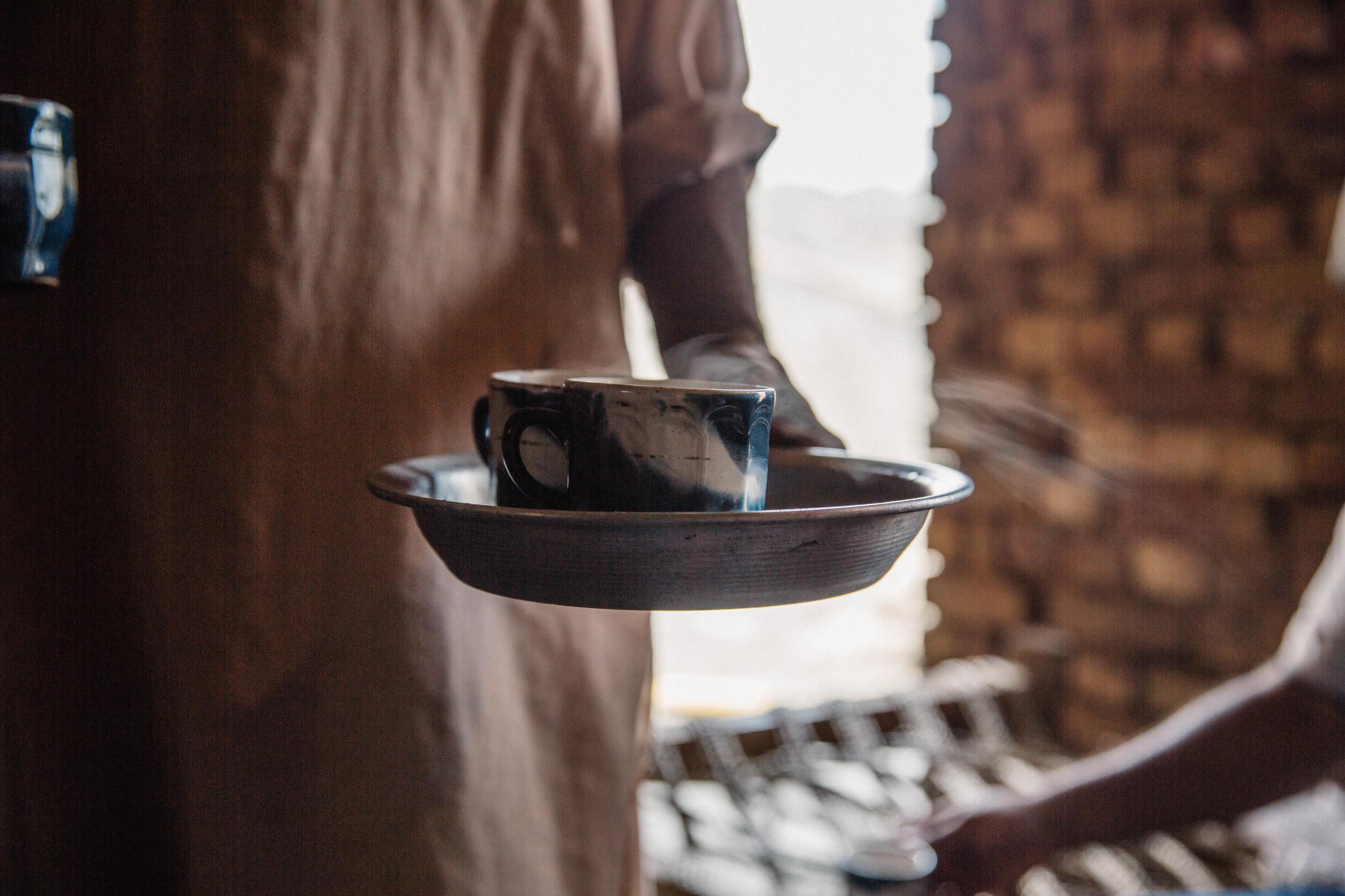 Working as a photographer overseas, Pakistan