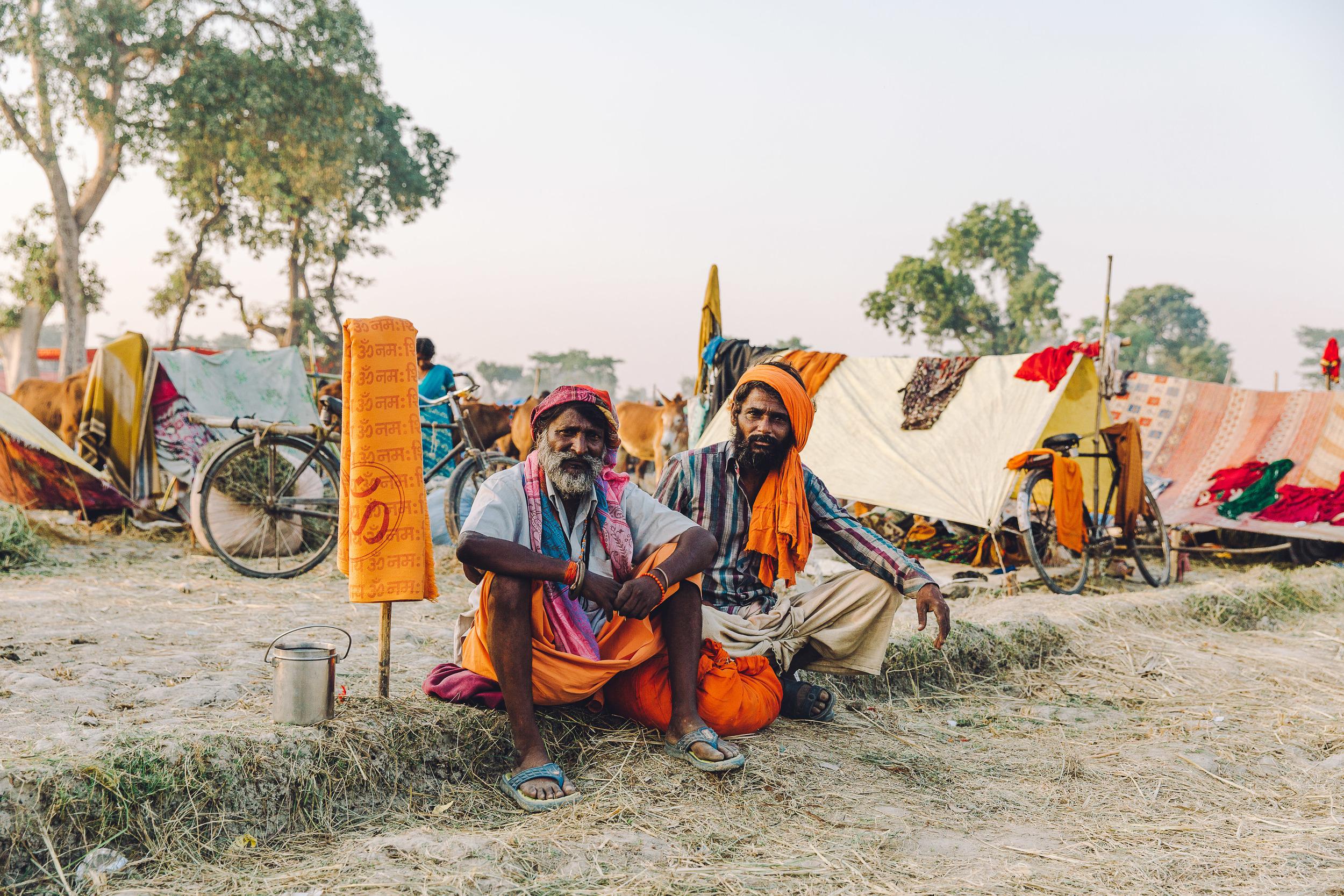 Nomadic communities, India