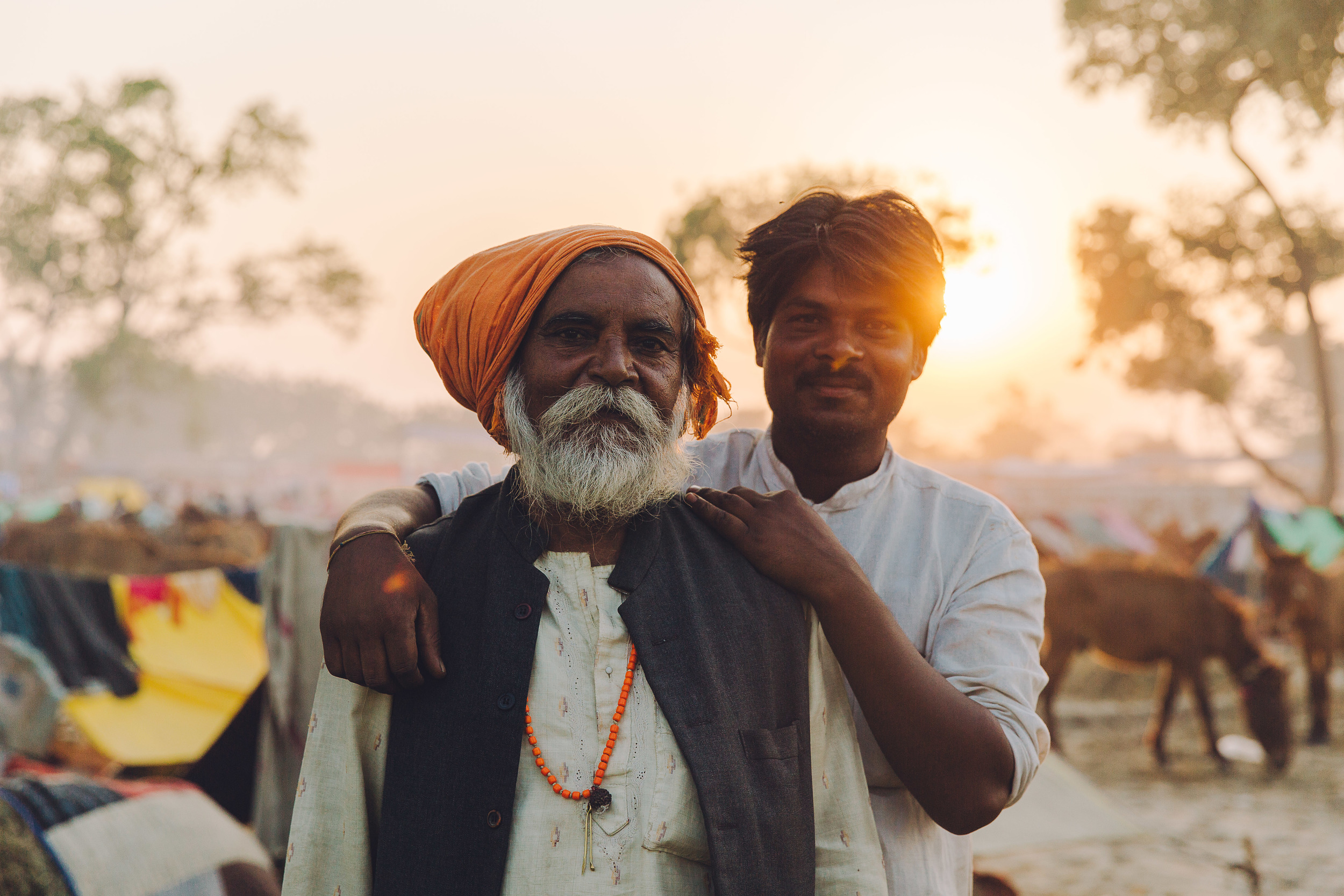 The changing faces of India