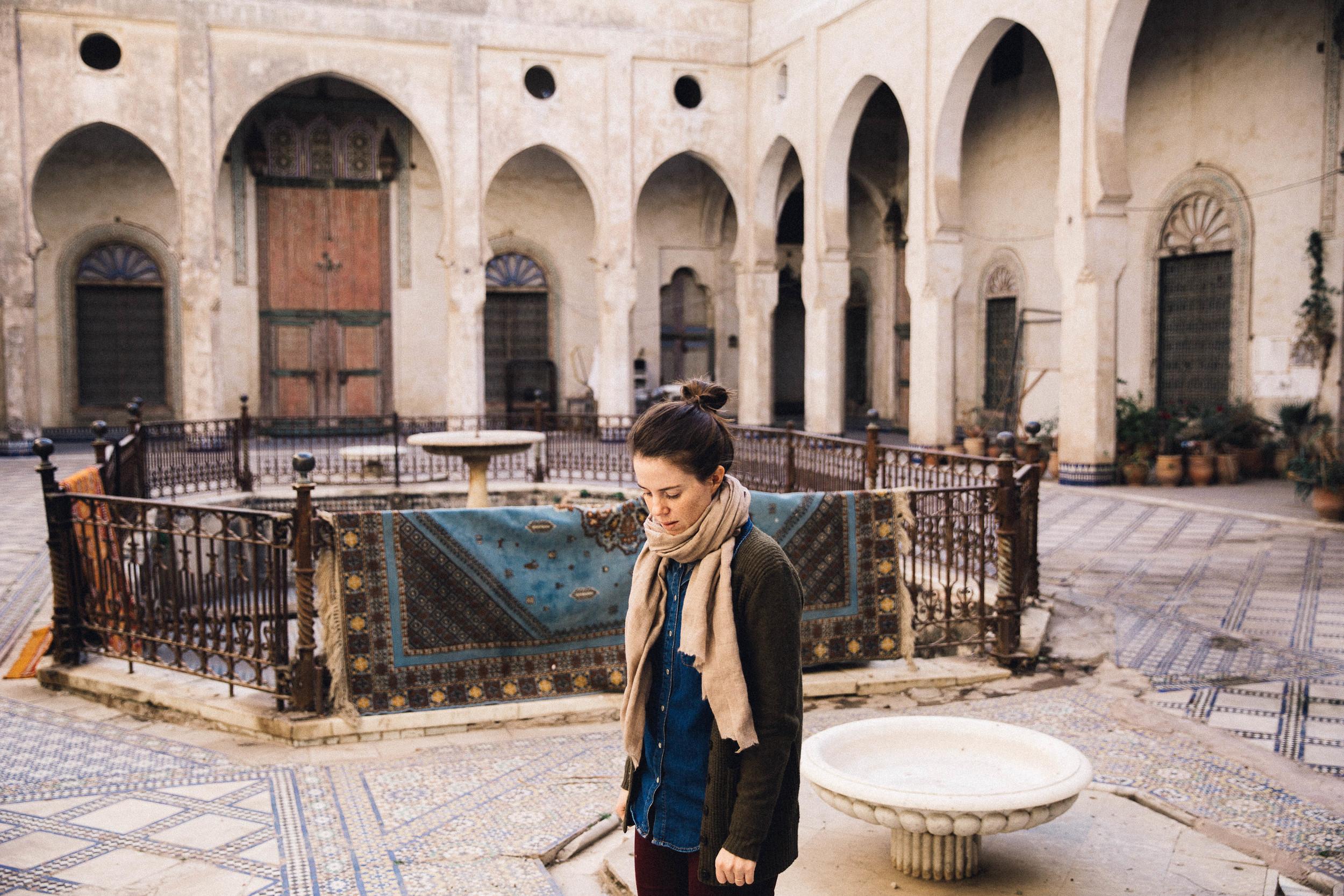 A trip to Fez
