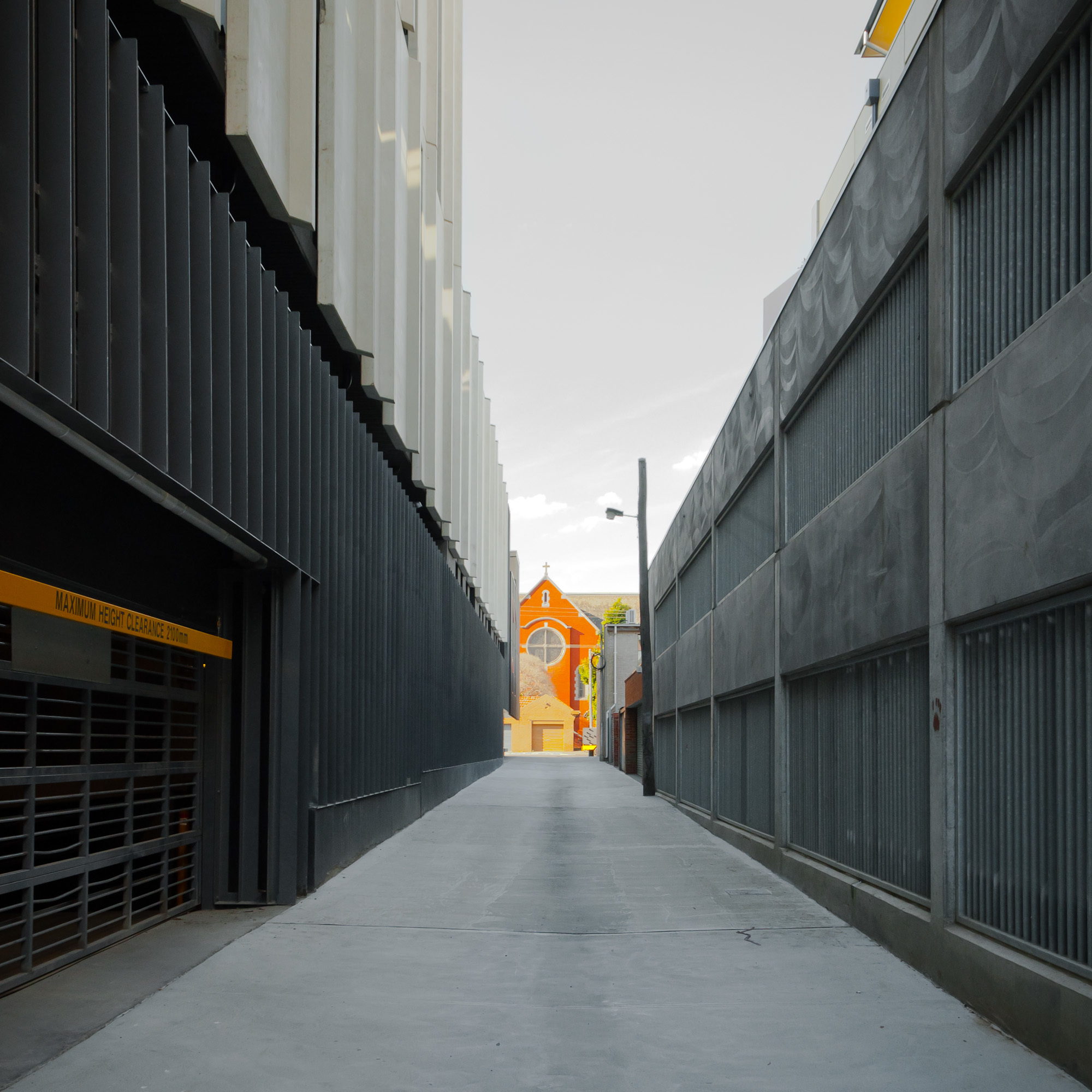 new alley with church building.jpg