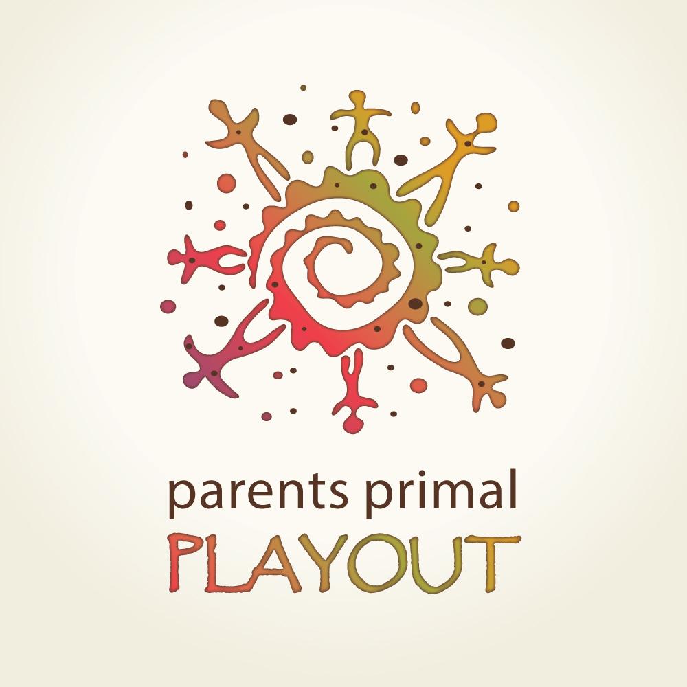 Parents Primal Playout | Logo Design by Corinne Jade