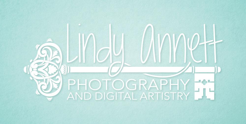 Lindy Annett | Logo Design by Corinne Jade