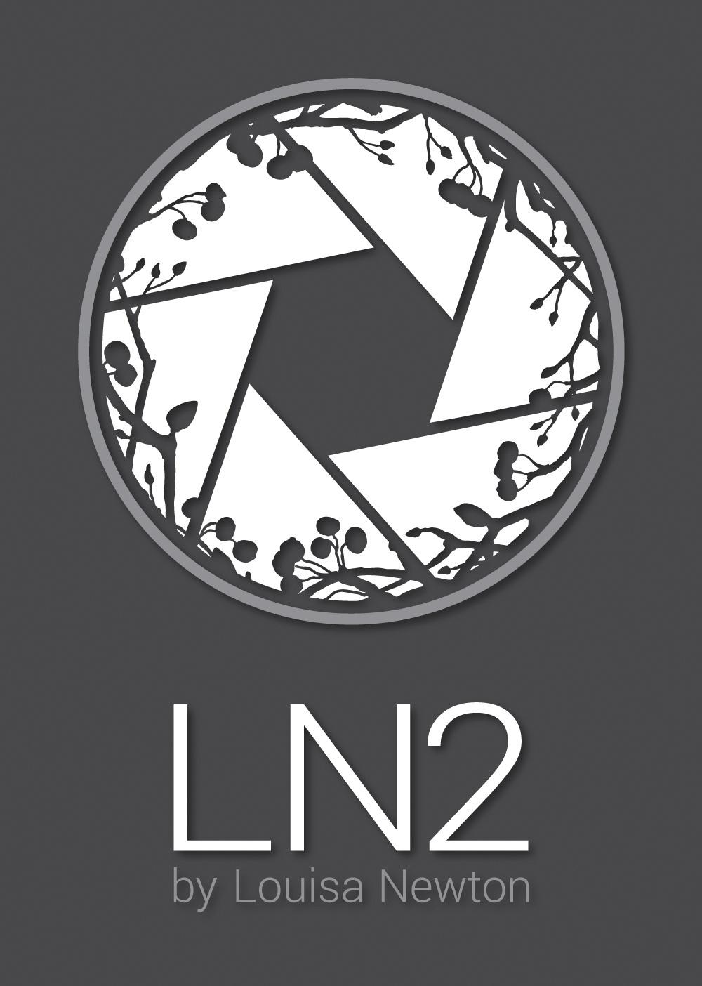 LN2 | Logo Design by Corinne Jade