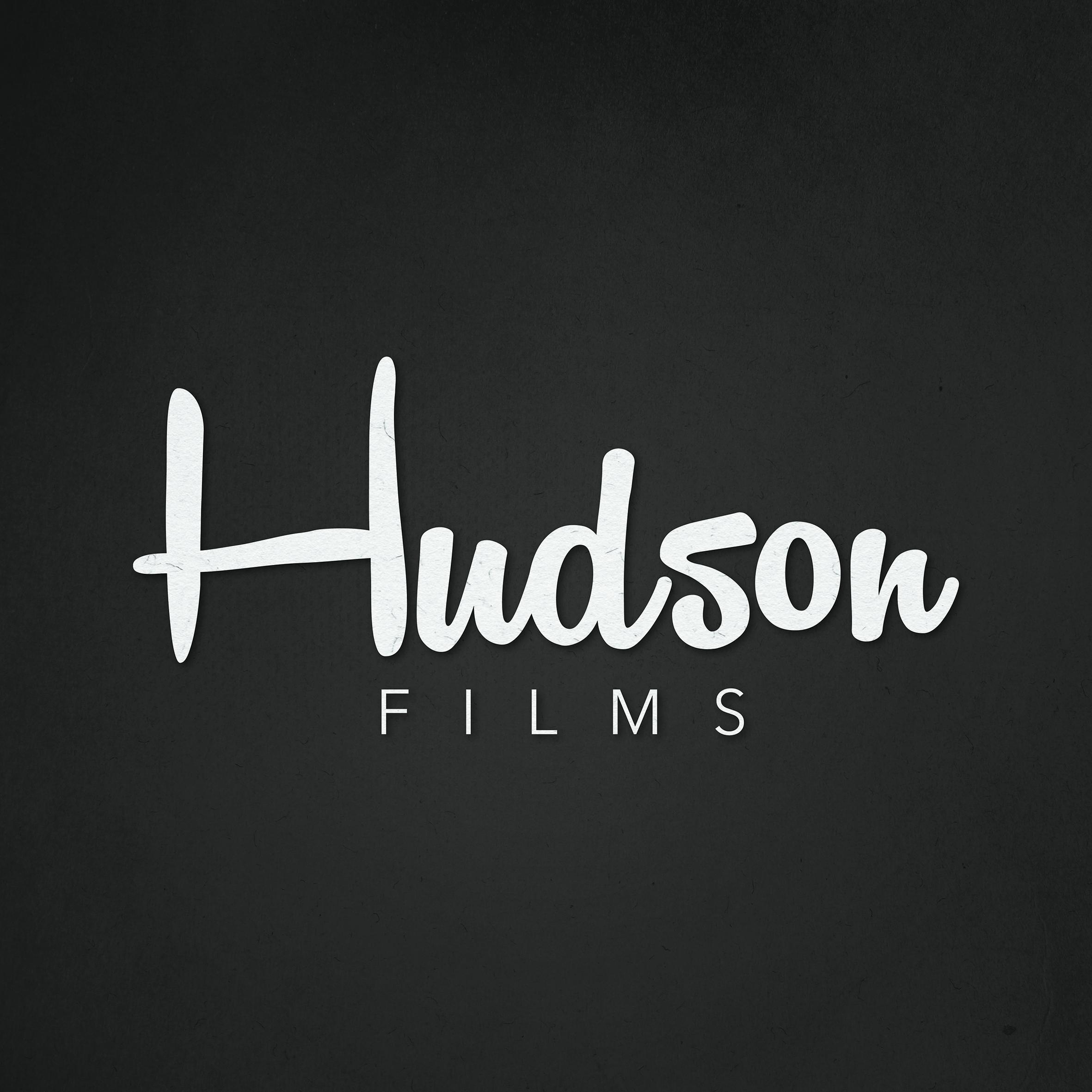 Hudson Films | Logo Design by Corinne Jade
