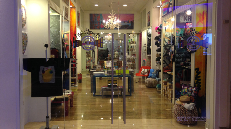 The Streets shop InterContinental Miami