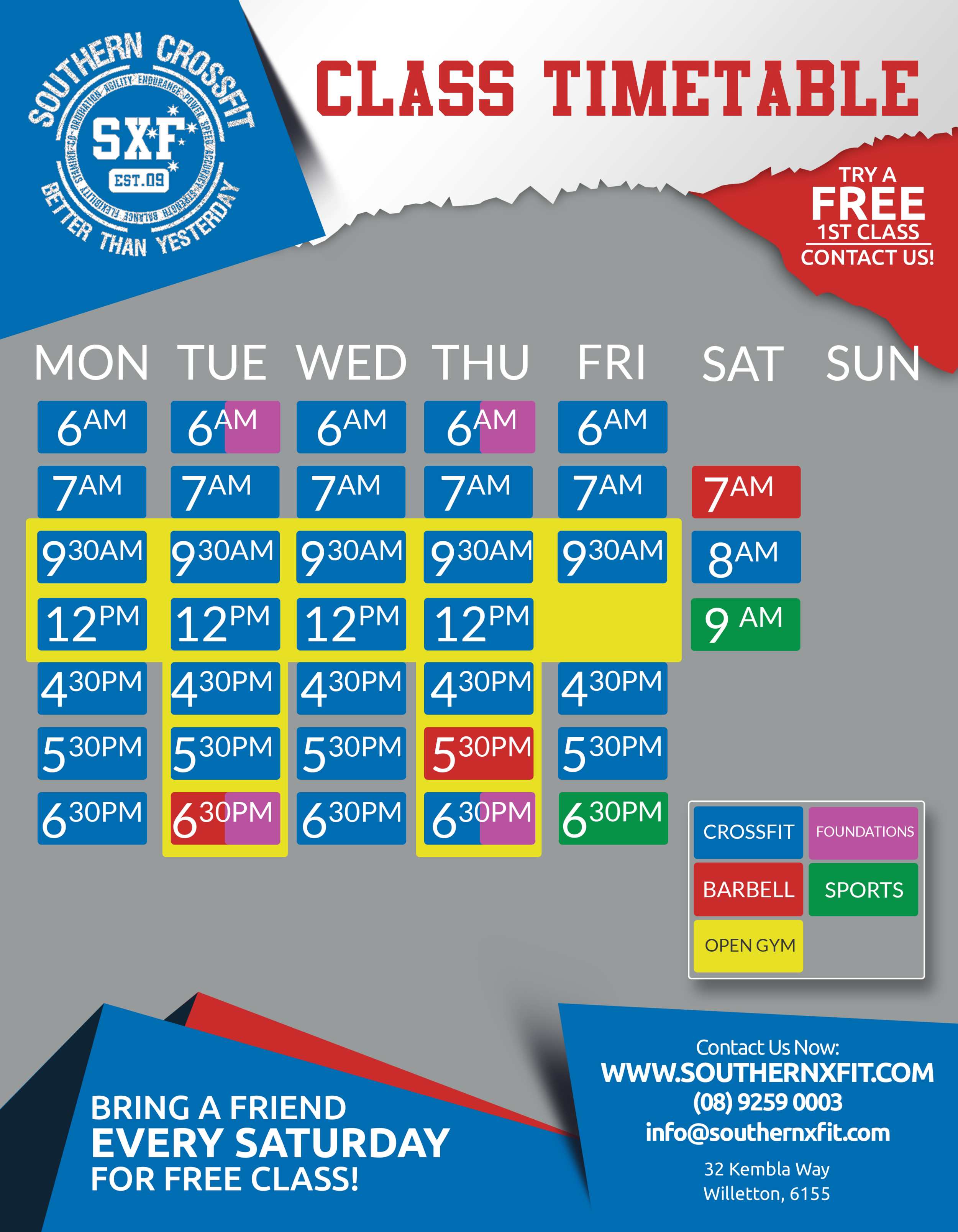 Southern CrossFit Timetable BB 2019 - No Folders.png