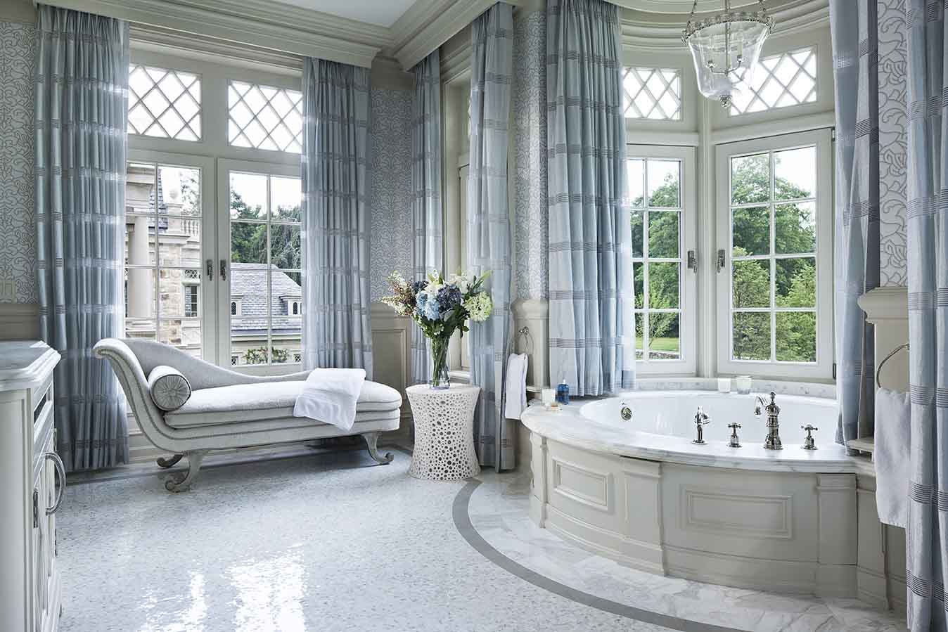 The Rinfret, Ltd. Bath recognized as a finalist in the A-List Bath category.