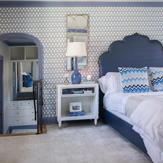 Think this Kids Room is A-List? 💙 Now you can vote in the @athomefc People's Pick Contest 🙌 Visit @athomefc link in bio to vote 🗳 Rinfret has 4 projects you can vote on: Kids Room, Bath, Pool House and Living Space 😊 Thanks for the love! ❤️ #athomeawardsprogram #alist2018 #rinfretltd #blueandwhiteforever #kidsroomgoals