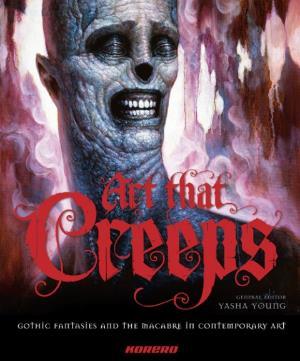 Art That Creeps    cover art by Chet Zar