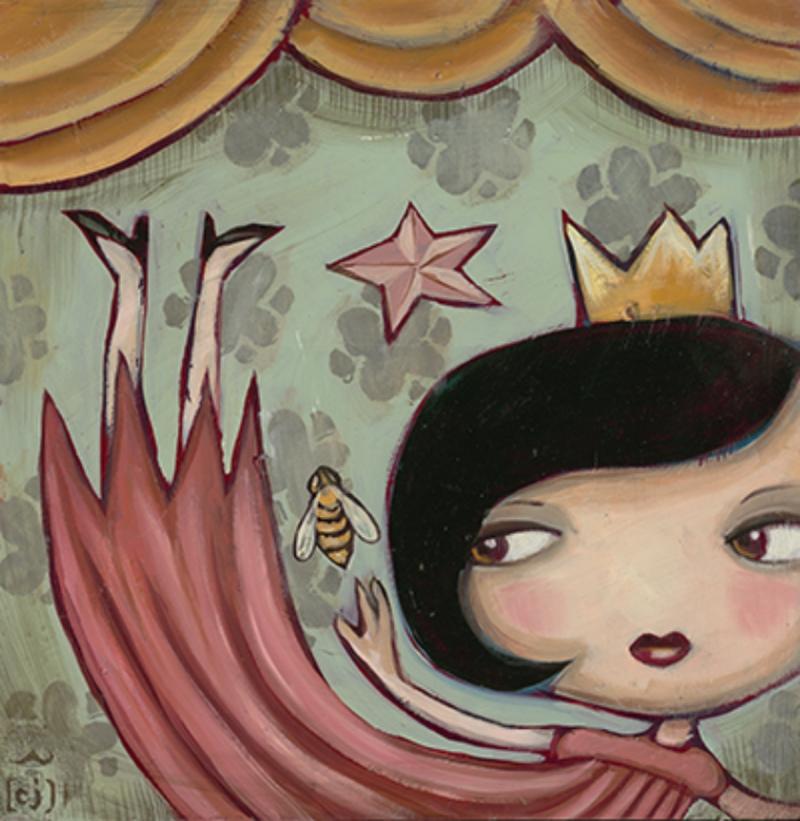 Princesss La La & The Little Bee