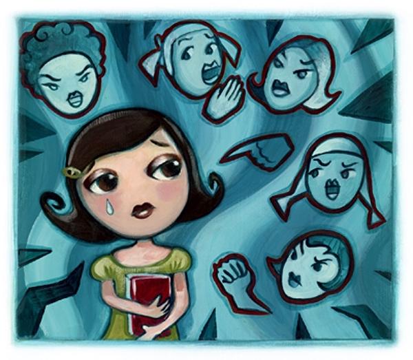 Bully by CJ Metzger