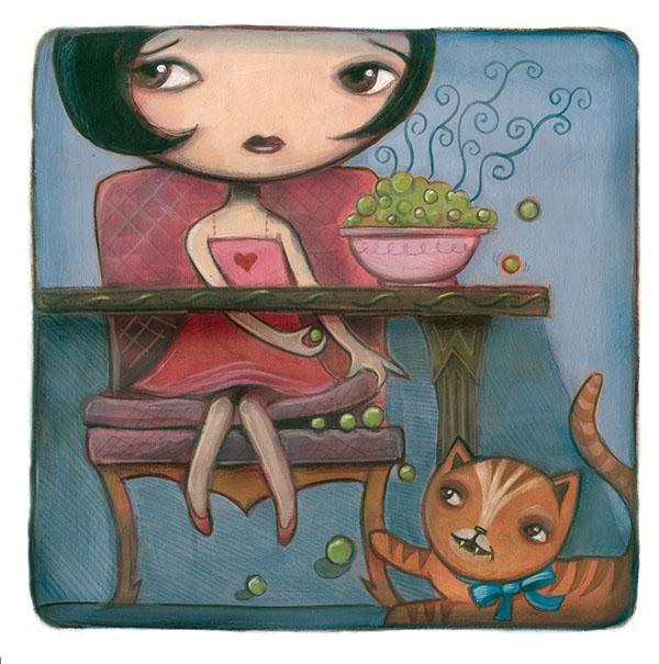 Princess LaLa & the Little Bee