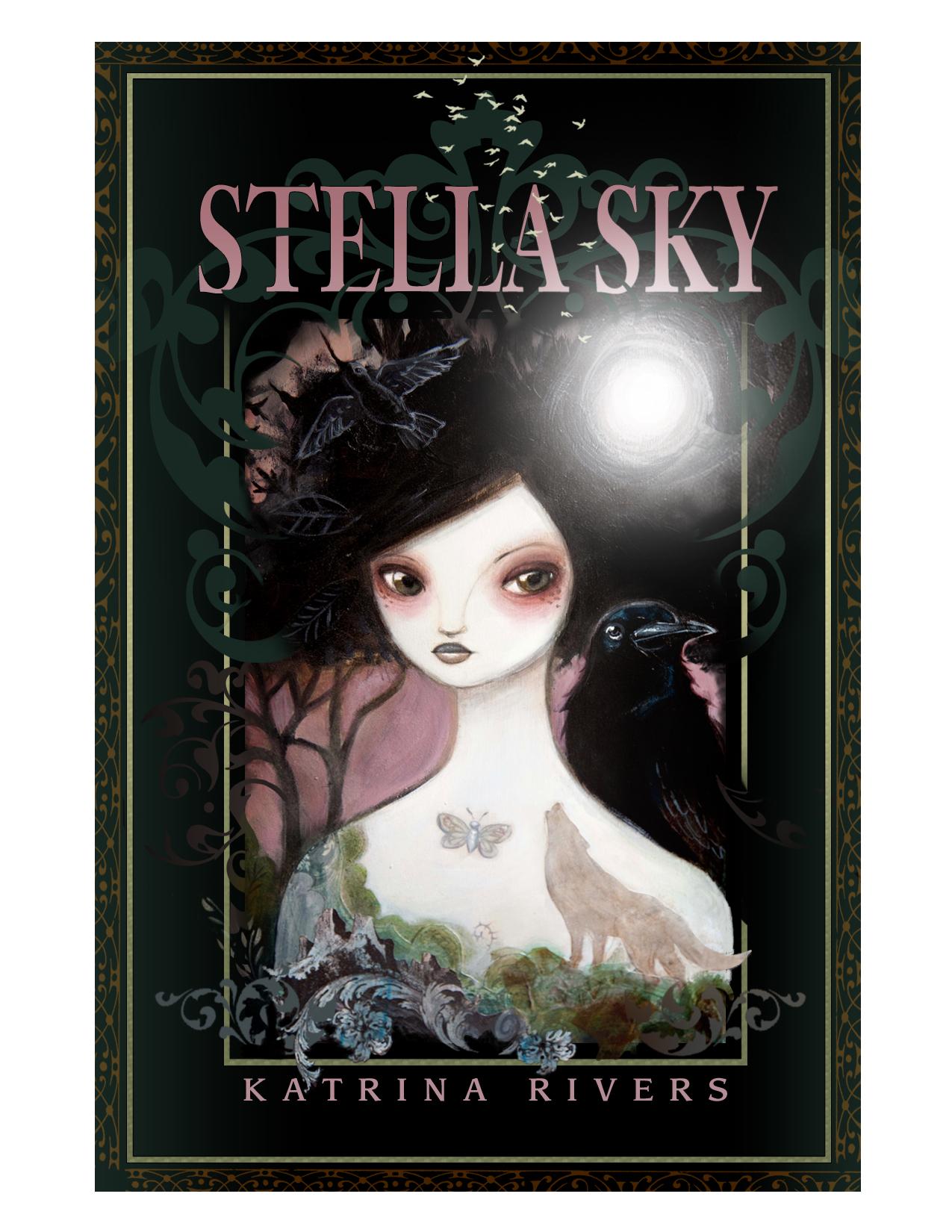 Stella Sky -by CJ Metzger