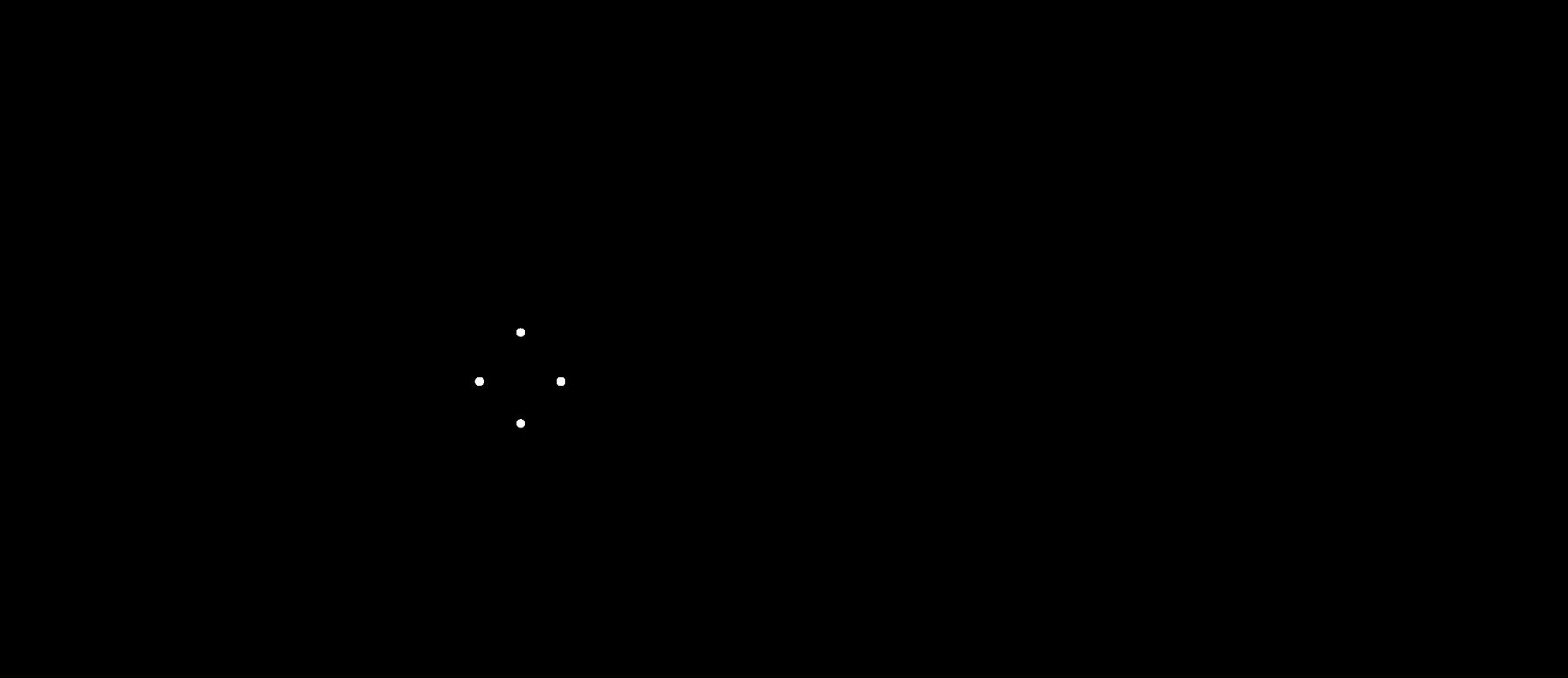 Figure 19.   Skeletal structures of hexane and benzene.