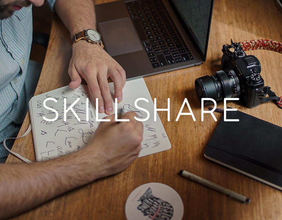 Online Tutorials - Skillshare is an online learning community where anyone and everyone can find, take, or even teach a class about something they're interested in. I've enjoyed using it because you can go at your own pace and there is always something new to learn from pizza making to travel photography.Enjoy 2 free months of Skillshare Premium by using the link below.