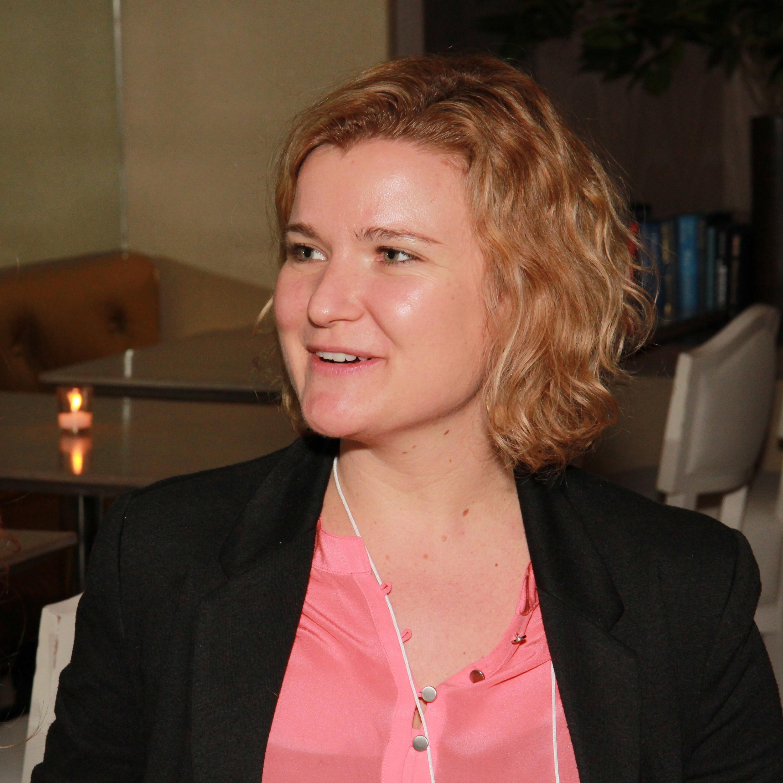 Alliance Deputy Director, Katie Drasser
