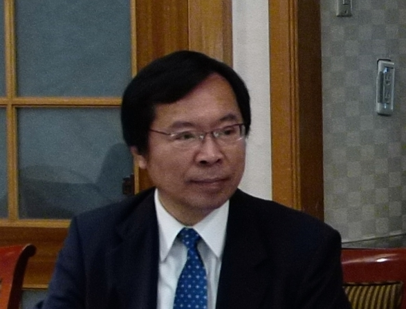 Mr. Keng-Hsiu Hsu talks about the multifaceted approach of NTCRI.