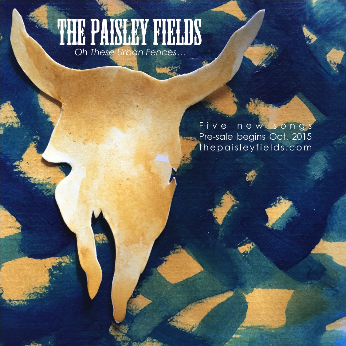 Pre-sale starts October 2nd. Visit thepaisleyfields.com/store