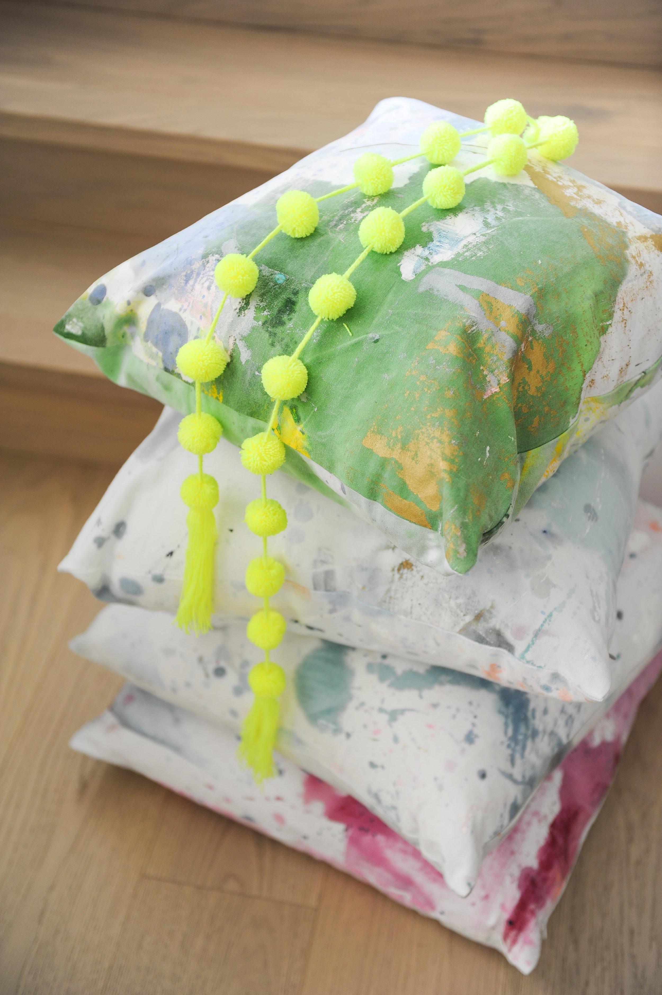 Painted Pillows by Dana Mooney .jpg