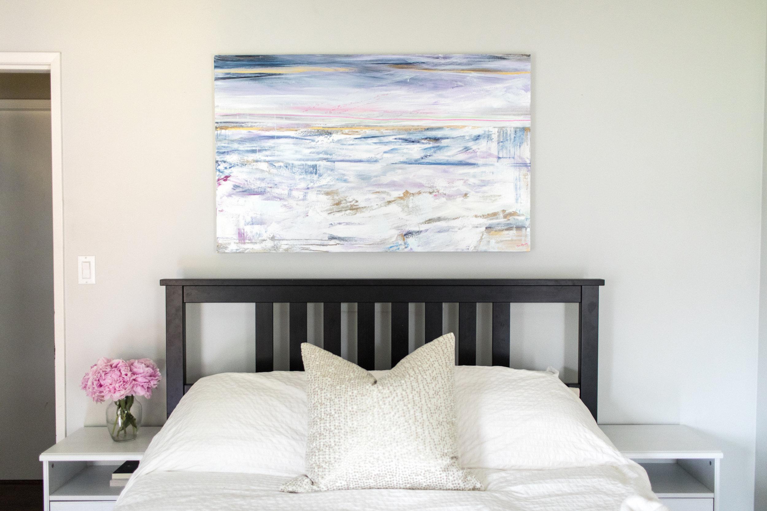 Dana/Mooney/Vancouver/Artist/Change/is/Near/Styled/Bedroom