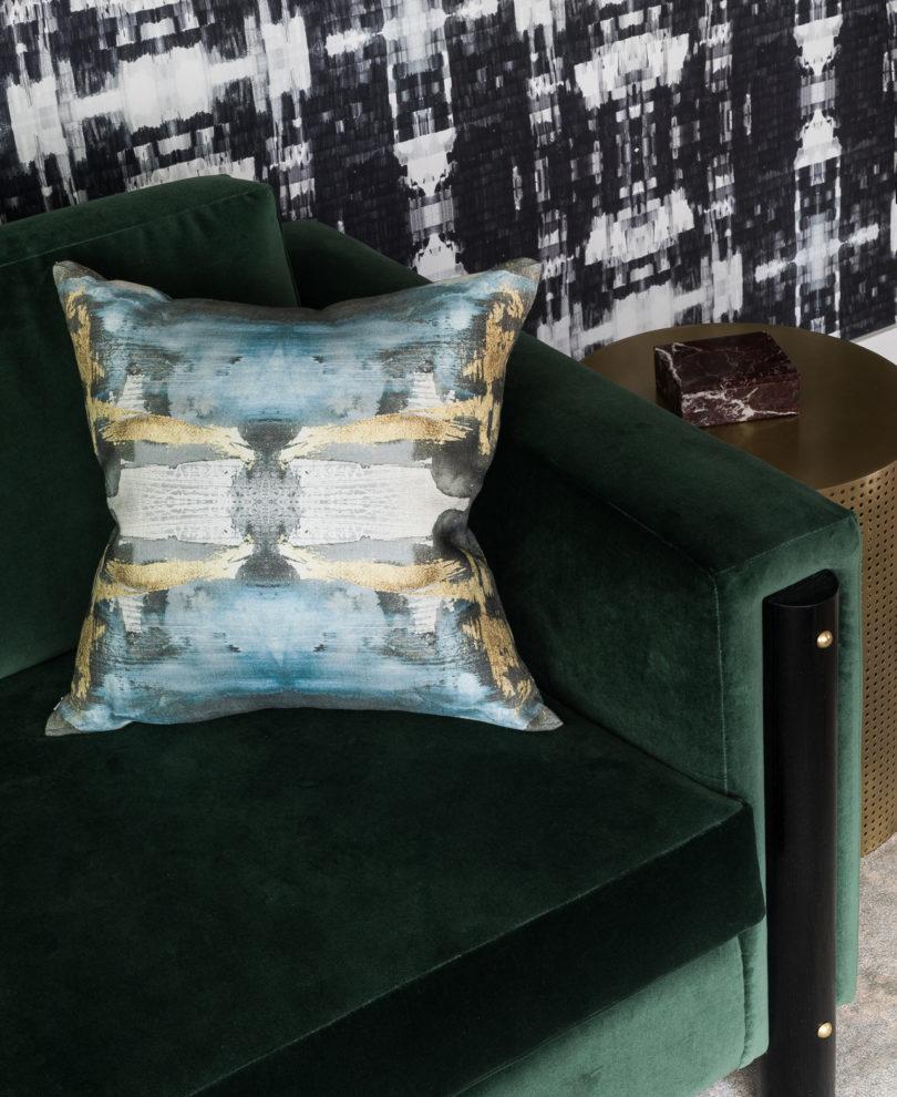 Design Milk Featuring Textiles Line with Michelle Dirkse