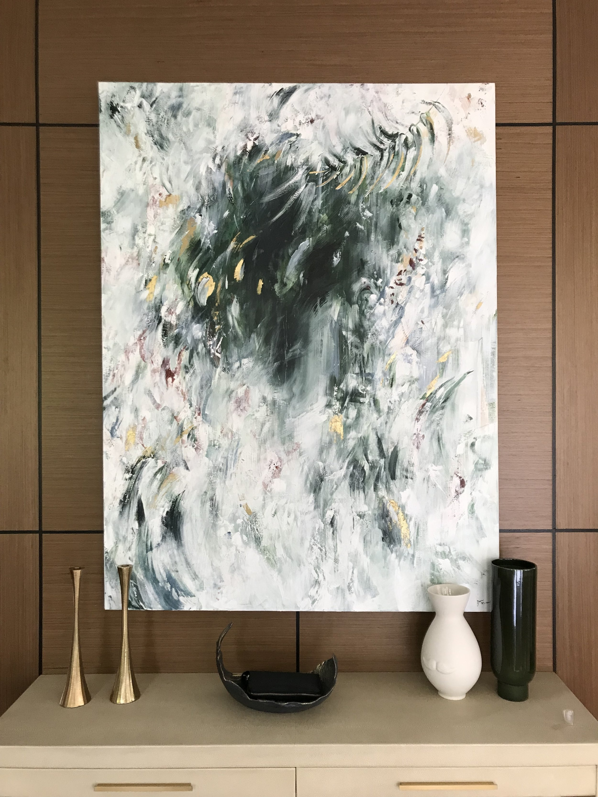 Custom Piece for Sarah Marie Interiors