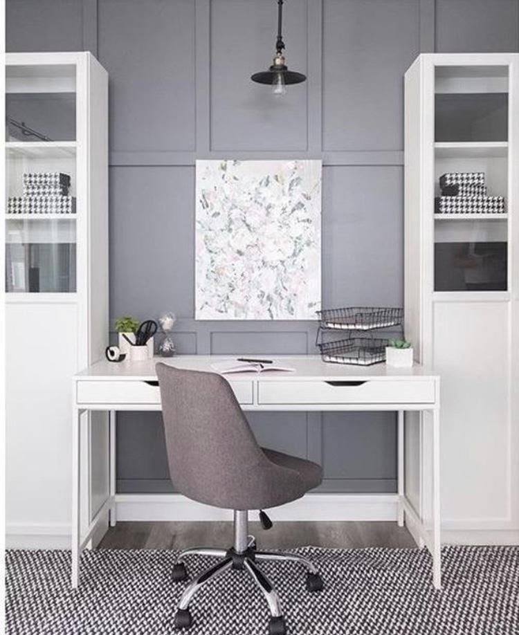 Home Office Design, Daniel Meloche Interior Design