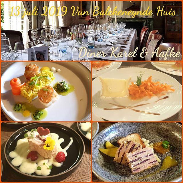 Fantastisch diner mogen verzorgen voor aanstaand huwelijkspaar in het Van Bakckeynde Huis. Mooie gerechten met verrassende smaken op een super gave plek aan de Dunne Bierkade. Interesse?  #Bakckeneynde #kokenoplocatie #cometaculinair #stijlvol #dineren