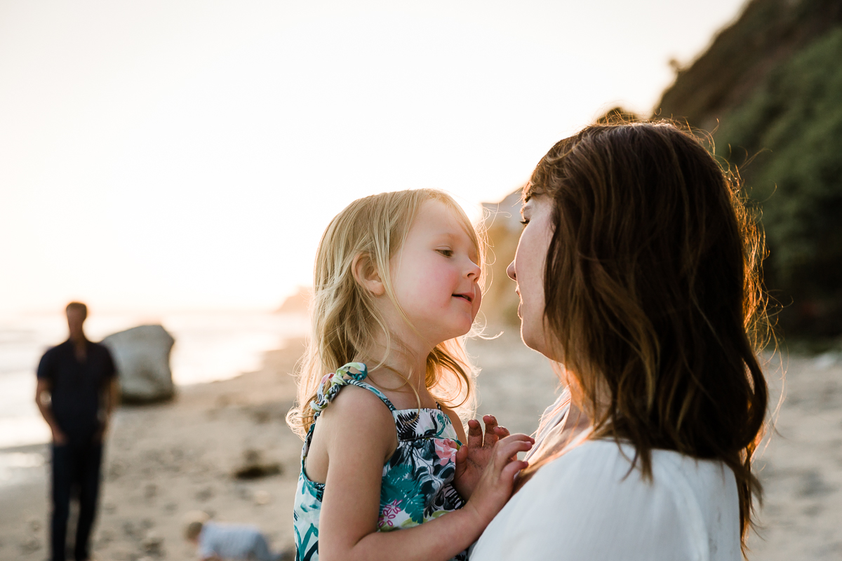 """- """"They say a picture is worth a thousand words and this couldn't be more true. The complexity of emotions with being a mother could not be summed up better than in the pictures you've captured of me with my family. My heart is revealed in these photos and they will always be as precious to me as the moment they were taken. I will have them longer than my memory will allow, and they will carry on for my kids as artifacts of the wonderful time we shared and of how much they meant to me."""" - Maureen"""
