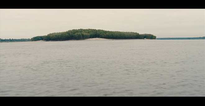 PHOTO CREDIT: Above screenshot is of the island mentioned above where Ellis and Neckbone like to explore.