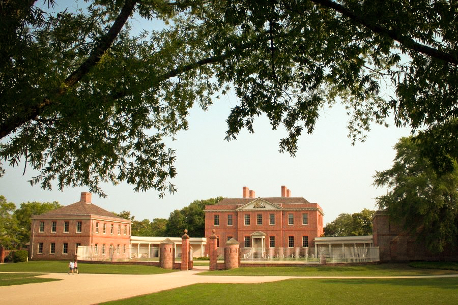 PHOTO CREDIT:  Photo of Tryon Palace - courtesy  LocationsHub .