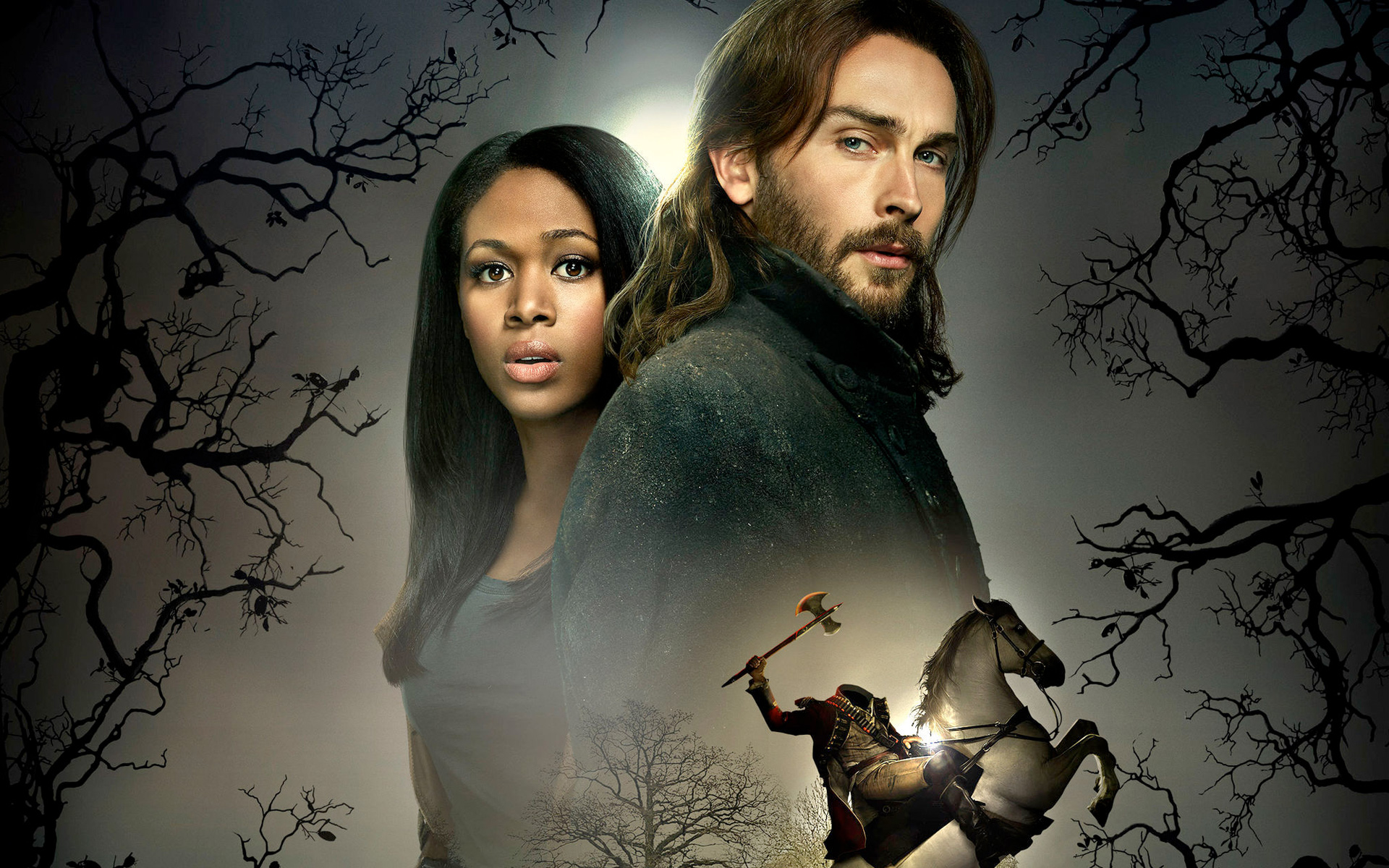 PHOTO CREDIT:  Above still is from the Sleepy Hollow's official via  Google .