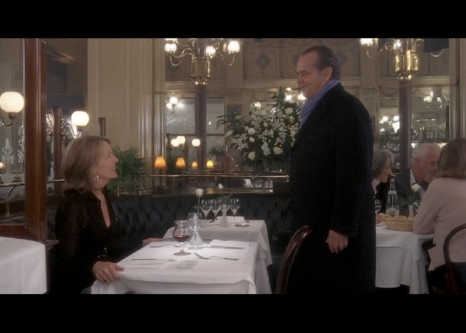 PHOTO CREDIT:  Above is a screenshot of Erica and Harry filmed at the Grand Colbert in Paris.