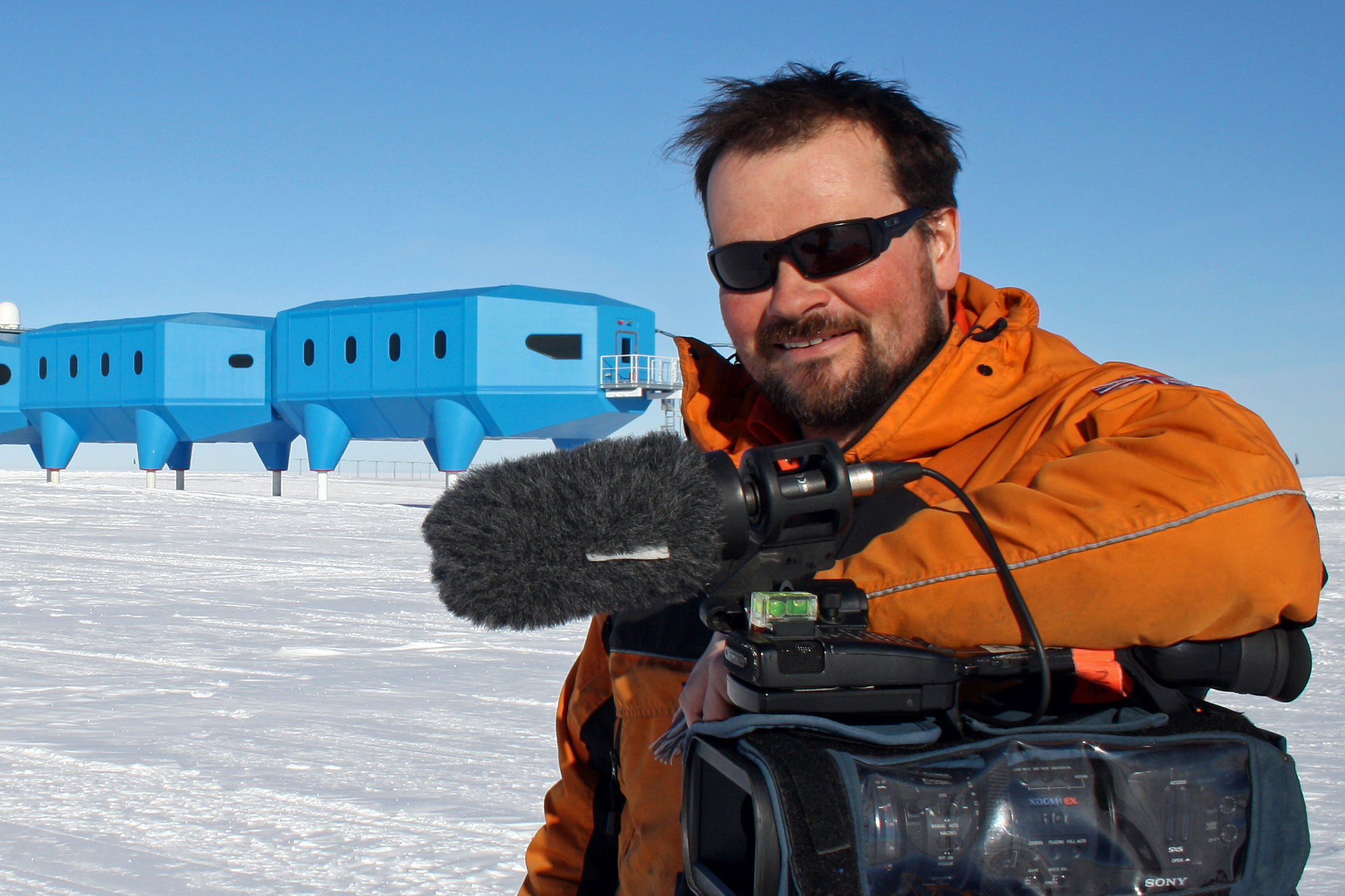 PHOTO CREDIT:  Image of Kirk Watson, director of South of Sanity via  Google .