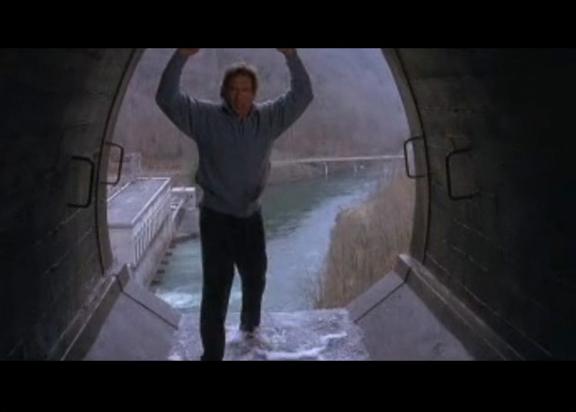 Screenshot from  The Fugitive.
