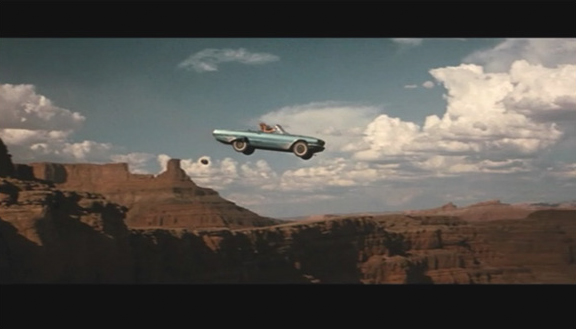 Screenshot from  Thelma & Louise.