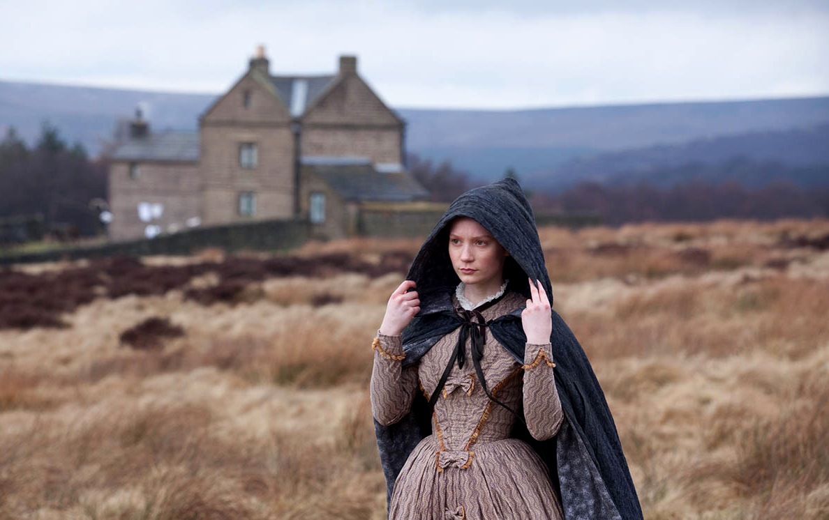 Production still of Jane Eyre via  Google .