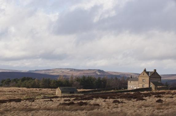 Photo of The Moor House via  Google .