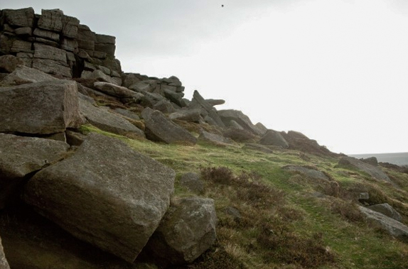 Stanage Edge photo is from here  .
