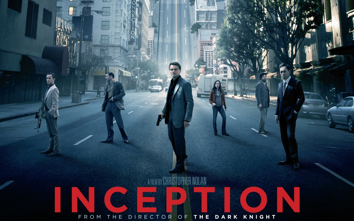 Inception , filmed in California , England, France, Japan, Morocco and Canada.