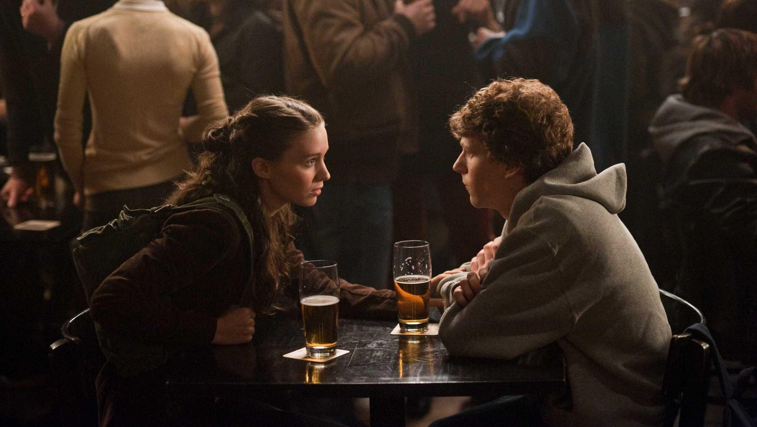 The Social Network , filmed in Massachusetts, California , Maryland , and England.
