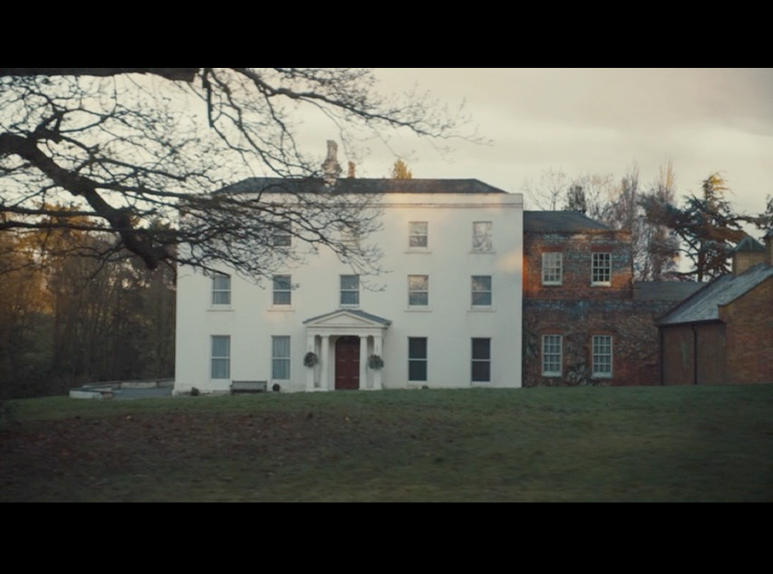 Screenshot from  Philomena  of Roscrea Abbey filmed at Harefield House outside London.