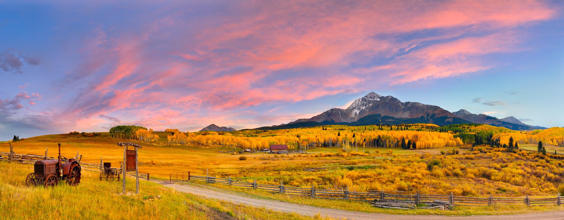 The Schmid Ranch - image via  Google .